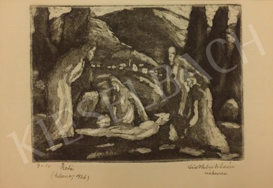 Eladó Dési Huber István - Piéta festménye
