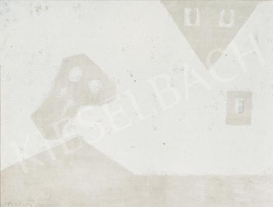 Eladó  Bálint Endre - A csend színeivel, 1969 festménye