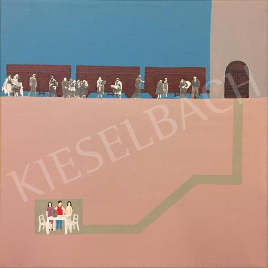 For sale  Kata Bereczki - Compulsion, 2015 's painting