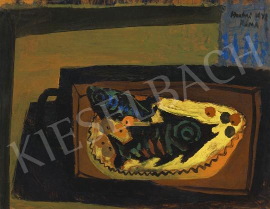 Eladó  Hantai Simon - Római csendélet, 1948 festménye