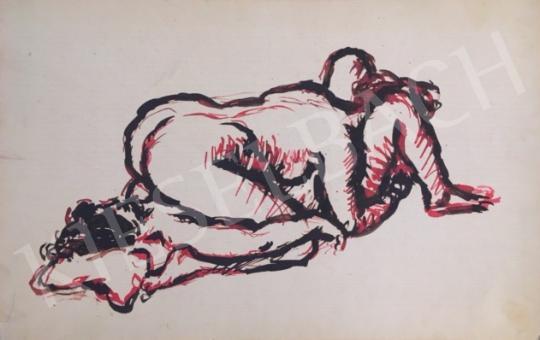 Eladó Rippl-Rónai József - Erotika festménye