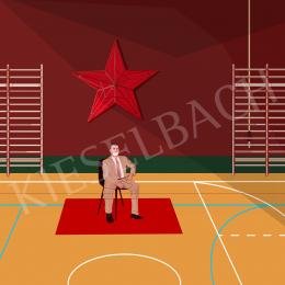 Péter Weiler - Brezhnev welcomes Kádár in Uzhgorod (01.11.1956)
