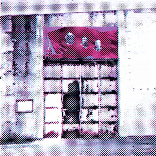 For sale  Péter Weiler - Tótvázsony Nuclear Weapons Base - Respect for Gerhard Richter 's painting