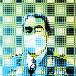 Péter Weiler - Brezhnev - Respect for Gerhard Richter