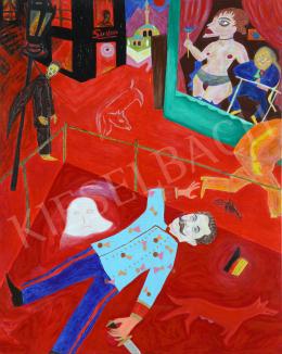 drMáriás - Gavrilo Princip meggyilkolja Ferenc Ferdinándot Georg Grosz műtermében  (2019)