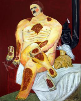 drMáriás - Hitler in Botero's studio