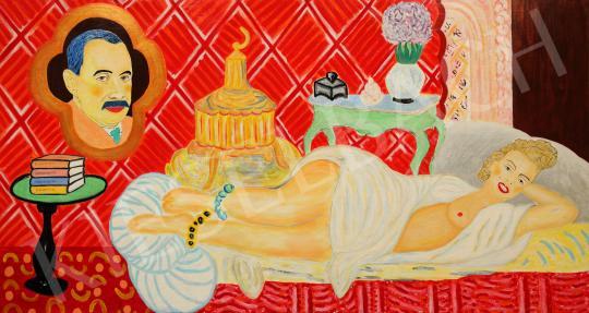 drMáriás - Marylin Monroe elolvasva az Álmoskönyvet beleszeret Krúdy Gyulába Matisse műtermében festménye