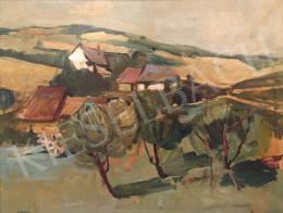 Wrábel, Sándor - Faluvége
