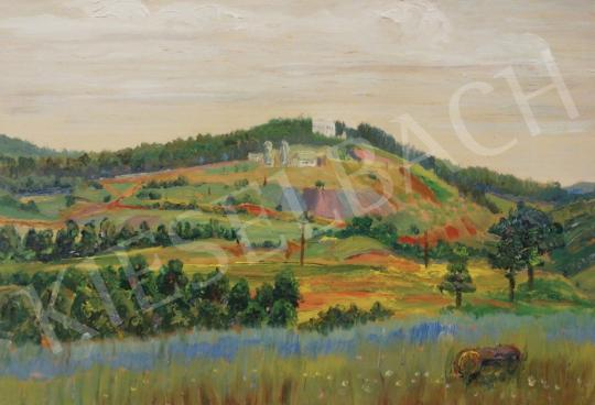 For sale Nolipa, István Pál - View of Mine 3 's painting