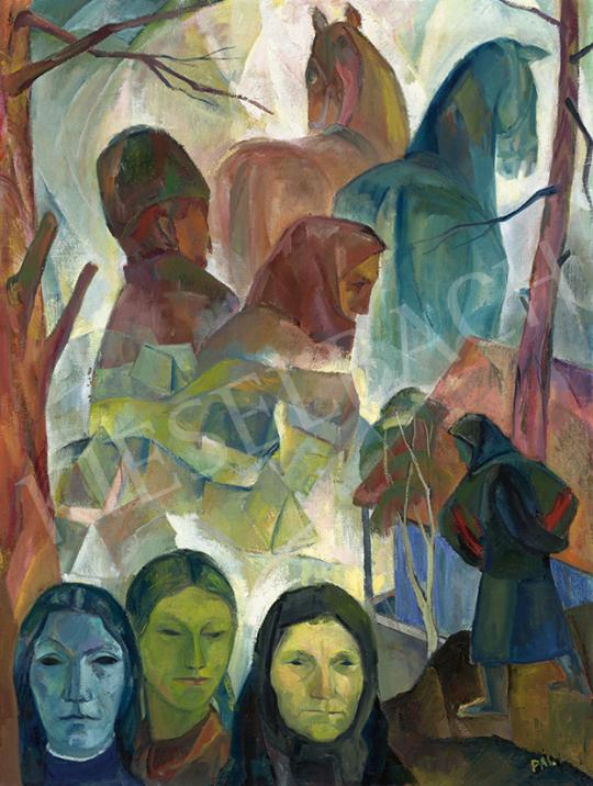 Páll Lajos - Útrakelés (Erdély hazám) | 63. Téli Aukció aukció / 172 tétel