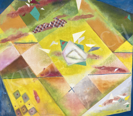 Hincz, Gyula - Abstract Composition (Prisma), 1929