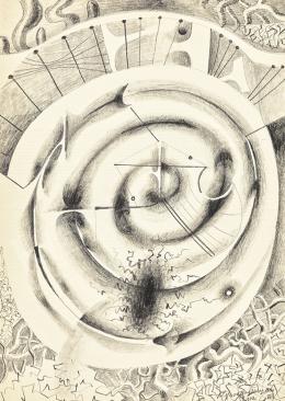 Lossonczy Tamás - Finom szerkezetek (Törékeny konstrukció), 1972