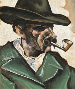 Scheiber, Hugó - Vagabond in Hat
