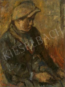 Diener-Dénes, Rudolf - Parisian Boy in Hat (Parisian Apache), 1930s