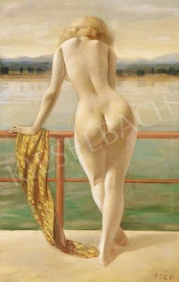 Molnár C., Pál - By the Waterside