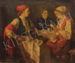 Krusnyák, Károly - The letter