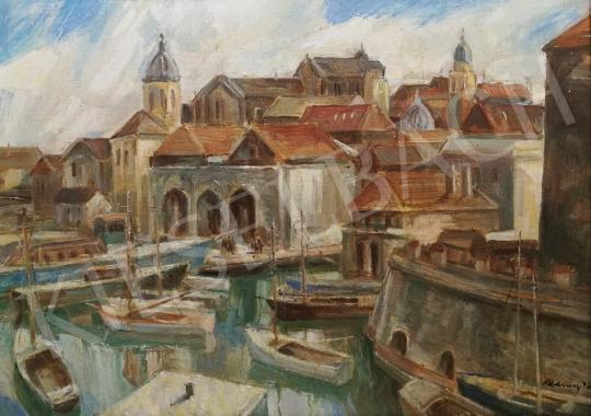 Eladó Udvary Pál - Dubrovnik festménye