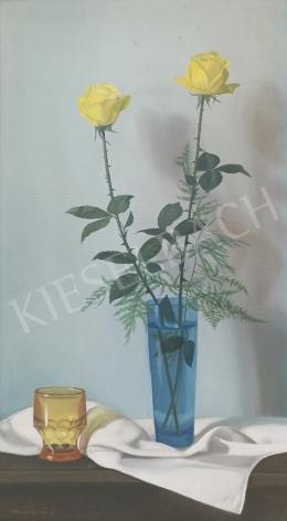 Mácsai István - Sárga rózsák