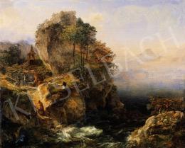Werner, Johann - Romantikus táj