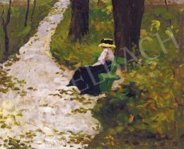 Kató, Kálmán (Kriszlanits Kálmán, Krisztanits - On the Green Bench