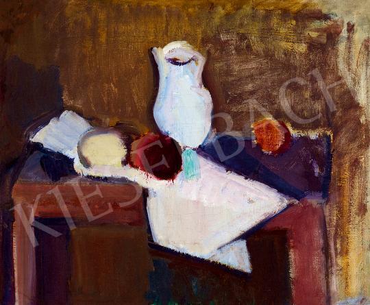 Eladó Törzs Éva - Műtermi csendélet, 1940 körül festménye