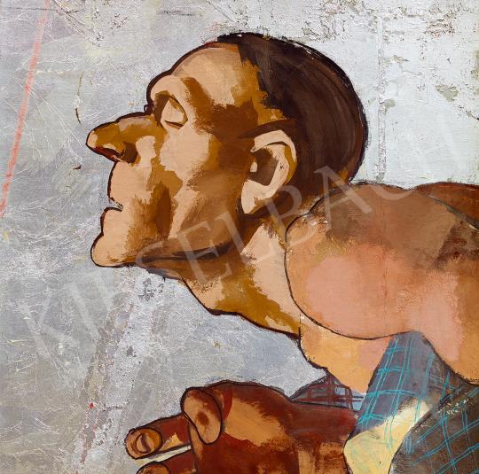 Eladó Aba-Novák Vilmos - Ébredés (Az első napsugár) festménye