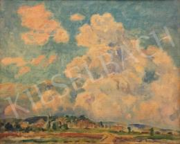 Unknown painter - Clouds