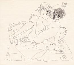 Orosz, János - Eye Contact, 1980