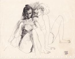 Orosz János - Kacér szavak, 1983