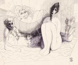 Orosz, János -  Morning Apparition, 1978