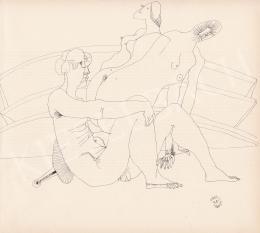 Orosz, János - Threesome, 1981