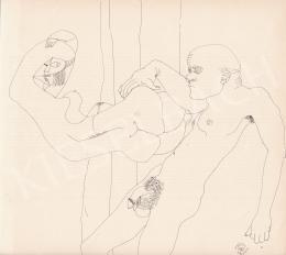 Orosz János - Lebegés, 1980