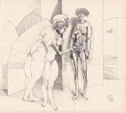 Orosz János - Megkisértés, 1981