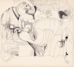 Orosz, János - Mechanical Love, 1981