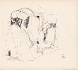 Orosz, János - Lover of Shapes, 1981