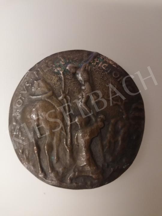 Eladó  Vittore Pisanello  - Domenico Novello Malatesta- Opus Pisani Pictoris festménye