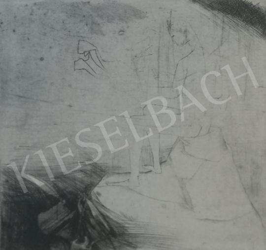 For sale Kondor, Béla - Sitting Woman, 1959 's painting