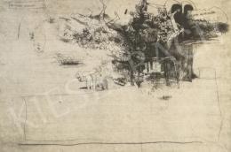 Kondor, Béla - Stage Scene, 1969