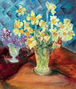 Körmendi-Frim, Ervin - Still-Life with Narcissi, c. 1930
