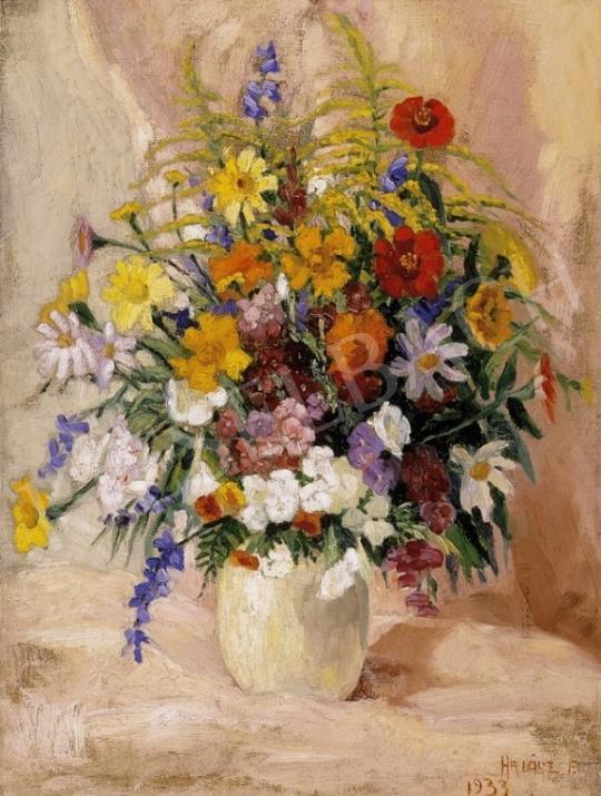 Halász, Ferenc - Still Life of Flowers   6th Auction auction / 48 Lot