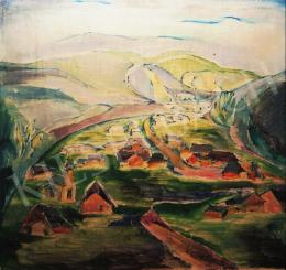 László Sárpataky - Between the Hills