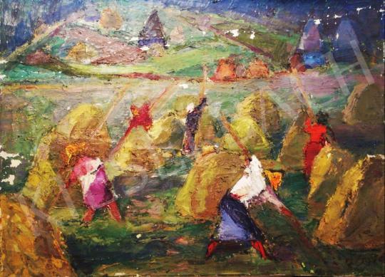 For sale  Bényi, László - Harvest (Transylvania) 's painting