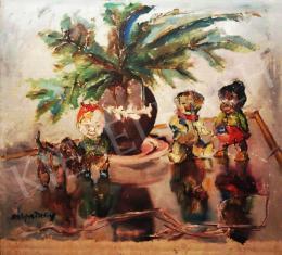 Sárpataky László - Játékok az asztalon