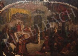 Vén, Emil - Bible Scene, 1928