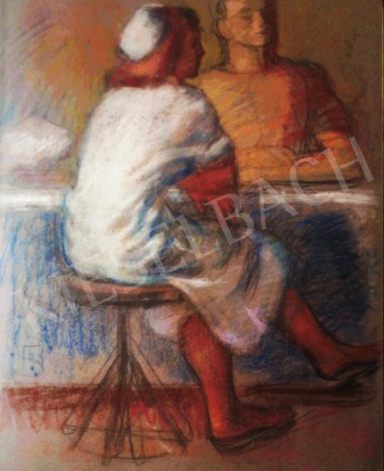 For sale  Vén, Emil - In the Surgery, 1955 's painting