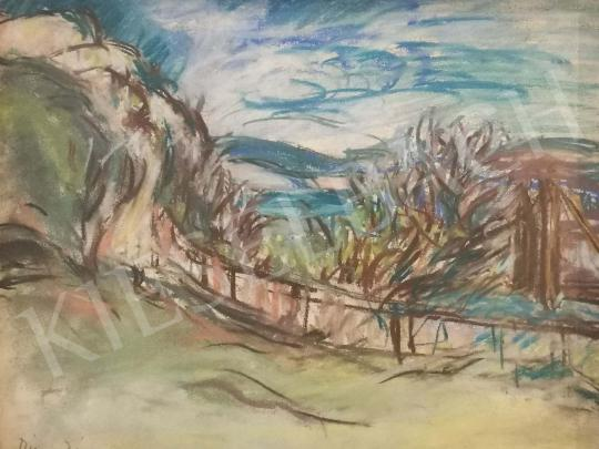 Eladó  Diener-Dénes Rudolf - Gellérthegy, 1932 festménye