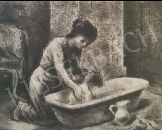 For sale Iván, Szilárd - Bathing 's painting