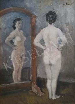 Biai-Föglein, István - Front of the mirror