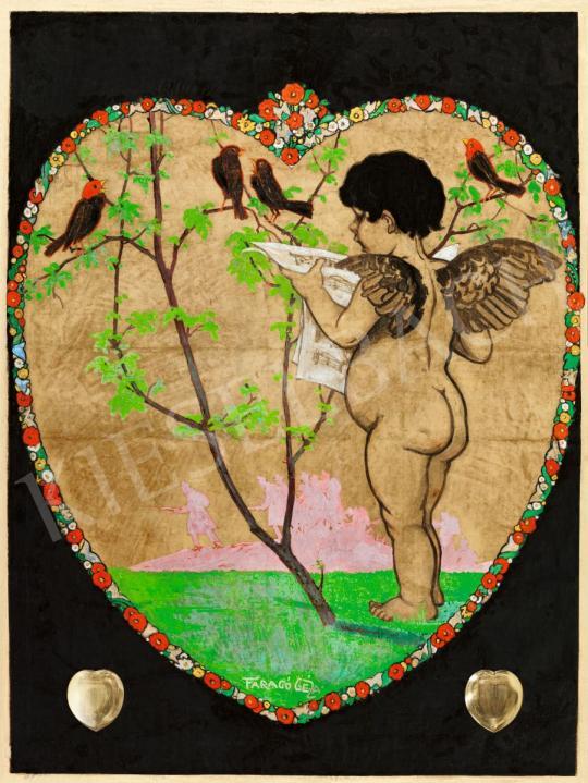 Eladó  Faragó Géza - Tavasz festménye