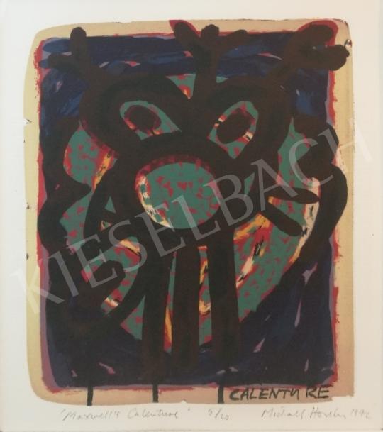 Eladó  Michael Horsley - Maxwell's Calenture, 1992 festménye